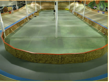 Boulder Indoor Cycling's Velodrome
