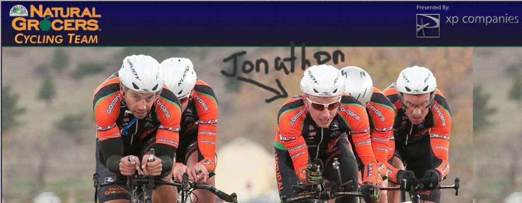 Natural Grocer's Cycling Team (taken from their home page)